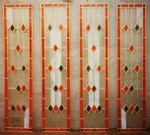 stained glass door panels 5