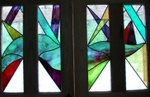 stained glass door panels 3