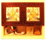 stained glass door panels 8