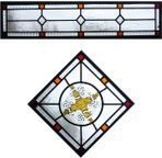 stained glass door panels 1