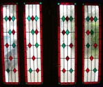 stained glass door panels 2